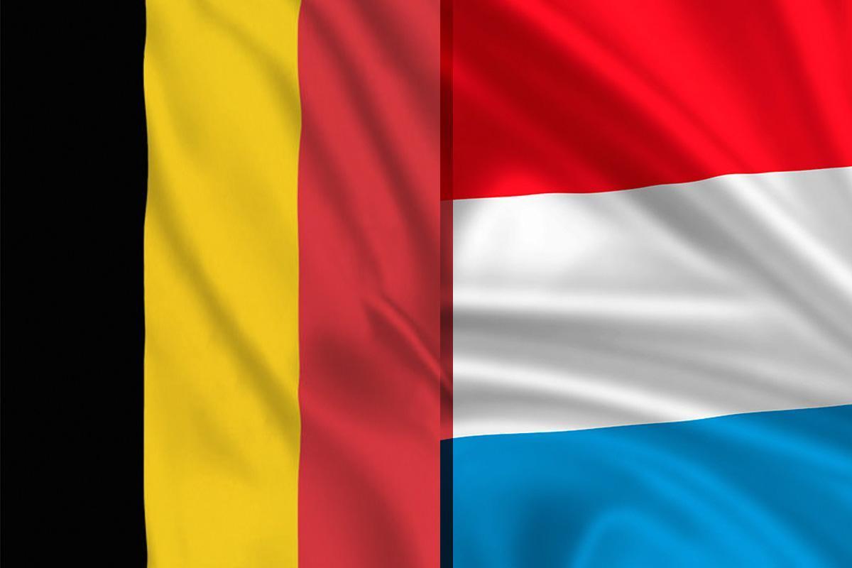 Bélgica y Luxemburgo.